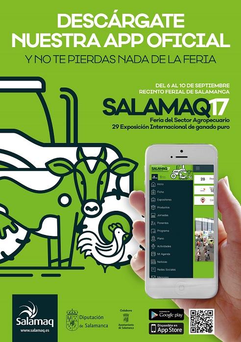 App gratuita de Salamaq'17