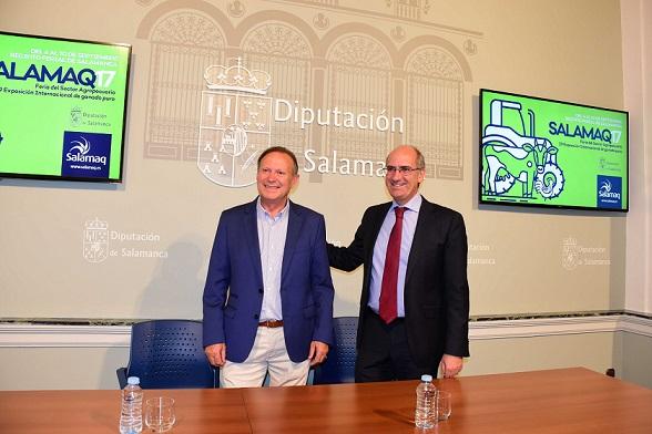 Salamaq'17 se consolidad como la feria de la excelencia, la innovación y la profesionalidad del campo